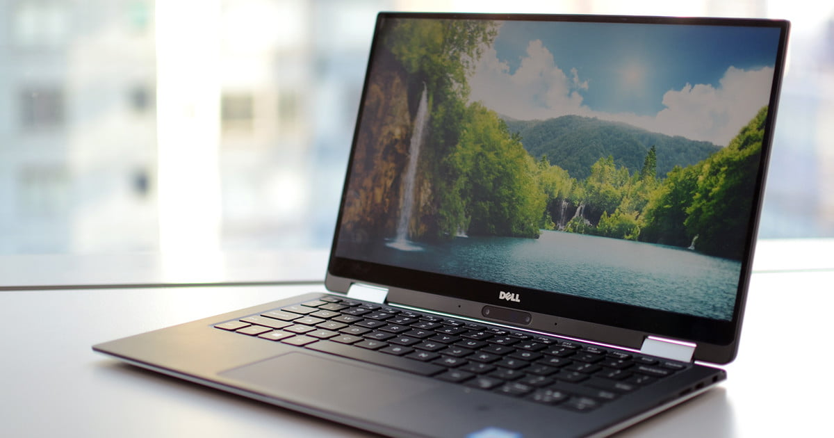 Dell XPS 13 2-in-1: CES 2017 First Impressions