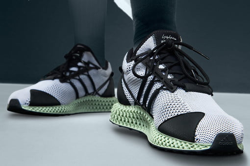 Adidas Upgrades its Y-3 Sneakers with 3D-Printed Midsole | Digital Trends