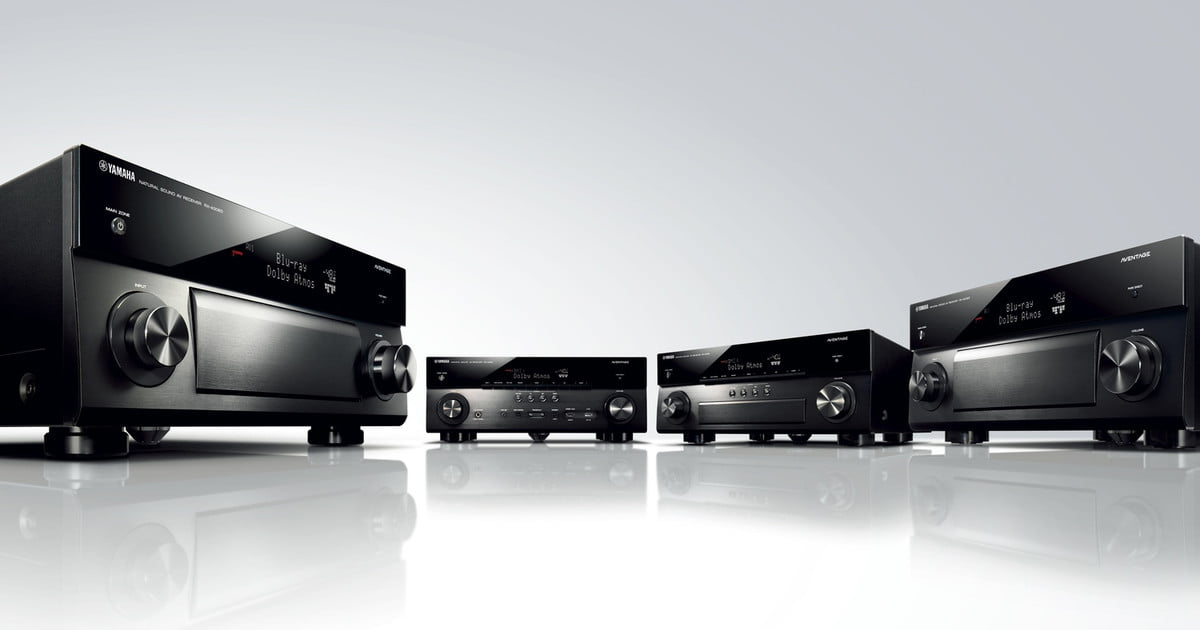 Yamaha unveils new aventage rx a 60 series a v receivers for Yamaha multi room receiver