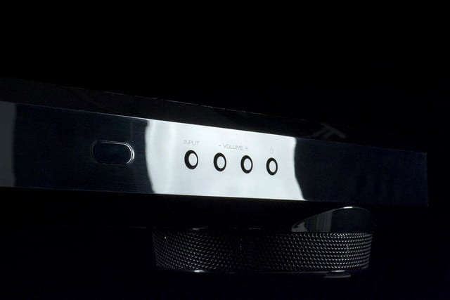 Yamaha YSP1400 front buttons