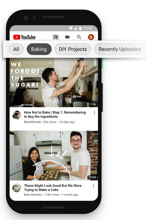 YouTube now gives you more control over the videos it picks for you