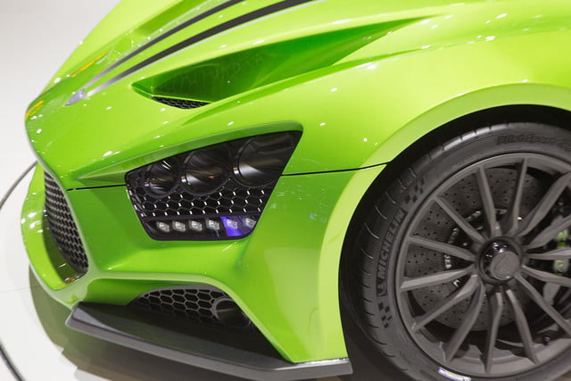 zenvo st1 might tried set top gear fire still awesome 2