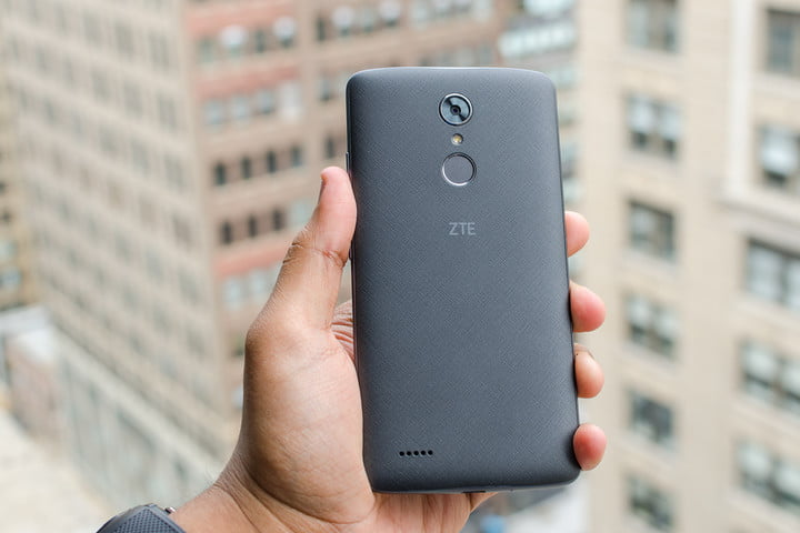 zte max xl review